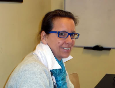 Insegnante Paola