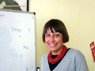 Insegnante Monica